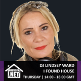 DJ Lindsey Ward - I Found House 10 OCT 2019