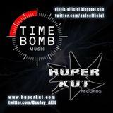 "DJ DSYDE(HUPERKUT/BREAKFLOW) dans TIMEBOMB RADIO SHOW (HIP-HOP NON STOP) ""MIX LIVE RAP US ""@VALLÉEFM"