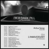 Arthur Sense - I'm a Dark Pill 1st Anniversary [January 2015] on tm-radio.com