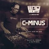 ROQ N BEATS with JEREMIAH RED 1.12.19 - GUEST MIX: C-MINUS