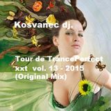 Kosvanec dj. - Tour de TrancePerfect xxt vol.13-2015 (Original Mix)