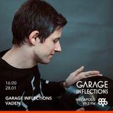 Vaden - 28.01.17 Garage Inflections Radioshow @ Megapolis FM
