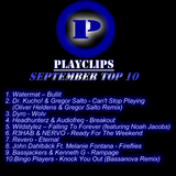 Playclips Top 10 Sessions September 2014
