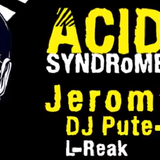 Acid syndrome sequels