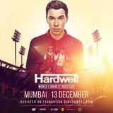 Hardwell Live @ Guestlist Event Patil Stadium India 13/12/2015