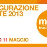 >INAUGURAZIONE< Sabato MOLTO - 11/05/2013 - Dj Francesco Bianco
