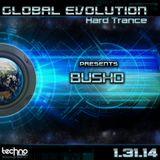 BUSHO LIVE @ GLOBAL EVOLUTION 2014