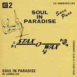 Soul In Paradise w/ Jamma Dee - 24th August 2017