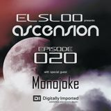 Ascension Episode 20 Monojoke Guestmix on Di.fm
