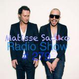 Matisse & Sadko russian radio show #279