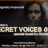 Secret Voices 05 (Guest DJ Richiere)