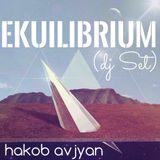 hakob avjyan – equilibrium (DJ SET)