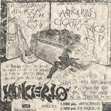 Cicatriz @ Polideportivo Adurza - Vitoria - 30/09/1994