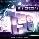 Alex Rossi - Mix Session 158 (Feb 2k16)