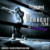 #TheWorkoutPlan 004 // R&B, Hip Hop & Pop // Instagram: djblighty