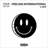 Feeling International #7 w/ Bris