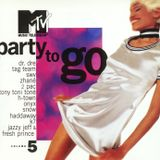 Tommy Boy Entertainment MTV Party To Go Volume 5