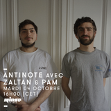 Antinote avec Zaltan & Pam - 04 Octobre 2016