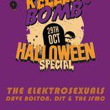 Kellerbomb Halloween Special @ Bierkeller -  The Elektrosexuals (Dave Bolton, DJT & The JFMC)