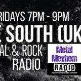 The South (UK) Metal & Rock with Sam January 24th