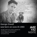 George Orwell was born