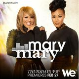 The Biz With D: Interview w/ Mary Mary x  CJ Hilton x John Michael
