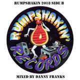 Rumpshakin 2018 - Side B - Mixed by Danny Franks