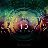 Music Updates House Releases Top 10 Mix - January Mixed by Brad & Victor H