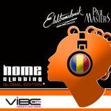 Elektromekanik - Home Clubbing @ VibeFM 25.12.2014