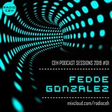 CEH Podcast Sessions 2019 #01 | FEDDE GONZALEZ