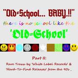 90s Vinyl Mix # II – Rare Techno & Trance Trax