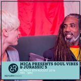 Mica Presents Soul Vibes and Jurassic 5, Monday 8th August 2016