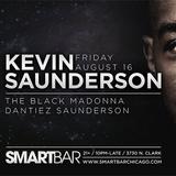 Kevin Saunderson @ Smart Bar Chicago (16-08-2013)