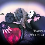 Warped Wednesday 2020-02-26 (DJs Sorrow-Vomit, Kaleidoscope, Scary Black) @ Seidenfaden's