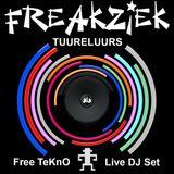 FREAKZIEK LIVE SET RIJSWIJK 2016-03-06 by TUURELUURS