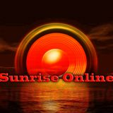 Sunrise online in podcast
