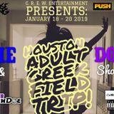 Cie & DOE Show VOL 1 : Houston MLK Adult Greek Field Trip
