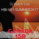 Block Party #209 DJ Klutch Summer 2k17