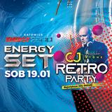 Energy 2000 Katowice - Retro Party 19.01.19 - Sala VIP - Dj Triks