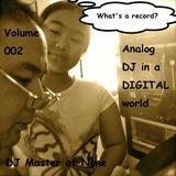 Analog DJ in Digital World - 002