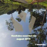 Theofratos Essential mix - August 2015