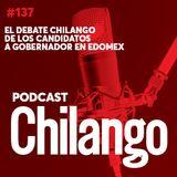 137   Debate chilango con los candidatos al Edomex