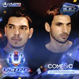 COME&C @ Ultra Buenos Aires 2015