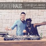 PORTERHAUS - Live @ Le Jardin Hollywood, CA 6.13.15