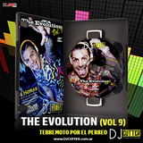 THE EVOLUTION (Vol 9) Edición Terremoto Por El Perreo - DJ CUTTER