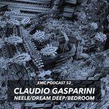 Claudio Gasparini podcast for E.M.C.