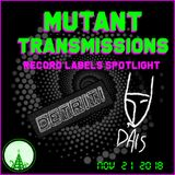 Mutant Transmissions Nov 22 Detriti and Dais Records spotlight + new tracks