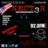 SWR Afternoon House Show with Nect3r 9-5-18 Special Guest T-Foxxx
