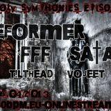 SA†AN - Mix for Unholy Symphonies Episode III @ 130bpm.eu-Onlinestream  06-04-2013