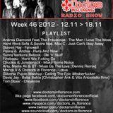 Week 46 Doctors In Florence - Doctors In Progress Radio Show